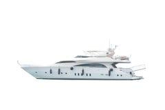 Imbarcazione a motore immagine stock
