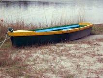 Imbarcazione a remi Immagine Stock
