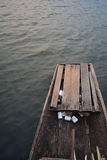 Imbarcazione a remi Fotografie Stock Libere da Diritti
