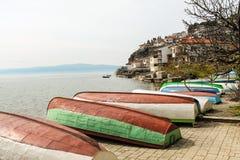 Imbarcazione a remi Fotografia Stock Libera da Diritti