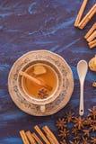 Imbirowa herbata obraz royalty free