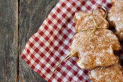 Imbirowy chleb Zdjęcie Stock