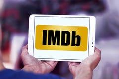 IMDb strony internetowej logo Obrazy Stock