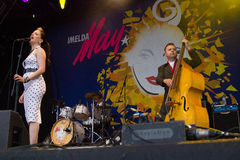 Imelda May (2) Royalty Free Stock Photo