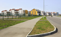 Imereti resort area in Sochi Royalty Free Stock Photo