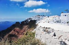 Imerovigli, Santorini Stock Fotografie