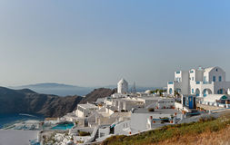Imerovigli, Santorini, Greece Stock Photography