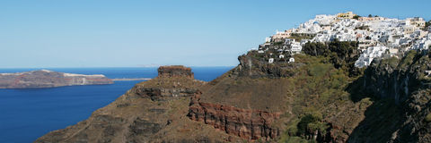 Imerovigli, Santorini Royalty Free Stock Image