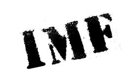 Imf rubber stamp Stock Photos