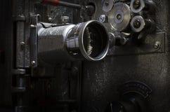 Img 6052放映机透镜 库存照片