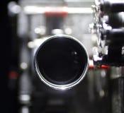 Img 6080放映机透镜 免版税图库摄影