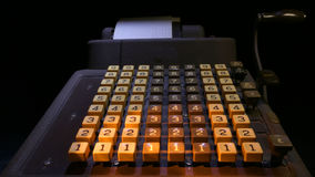 Img 8176 Adding Machine Royalty Free Stock Images