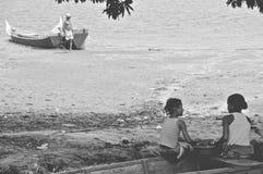 Imágenes del Brasil Río San Francisco Imagen de archivo libre de regalías
