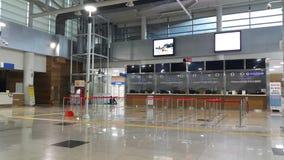 Imigração do porto da ilha de Jeju Imagem de Stock
