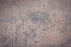 Imitação da oxidação da madeira Fotos de Stock