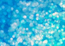 Imitation of bokeh effect royalty free stock photo