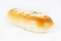 Imitation Crab Bread Stick Royalty Free Stock Images