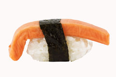 Imitation crab sushi Stock Photo