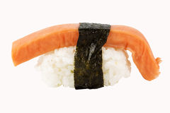 Imitation crab sushi Stock Photos