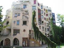 Imitation de Gaudi à Genève Image libre de droits