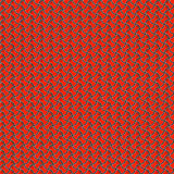 Imitation leather red. Seamless abstract repeating pattern. Imitation leather. Vector Graphics Stock Photography