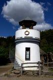 Imitation of lighthouse Royalty Free Stock Image