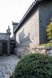 Imitation of Ming Dynasty architecture Royalty Free Stock Image