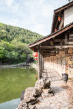 Imitation of Ming Dynasty architecture Stock Photo