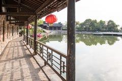 Imitation of Ming Dynasty architecture Stock Photos