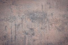 Imitation of rust from wood. 1222 Stock Photos