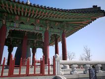 Imjingak Corea Fotografia Stock Libera da Diritti