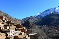 Imlil valley Stock Photos