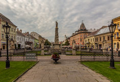 Immaculata in Kosice Stock Photos