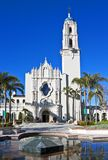 The Immaculata, University of San Diego Royalty Free Stock Photos