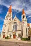 Immaculate Conception Catholic Church in Jacksonville, Florida Royalty Free Stock Photos