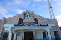 Immaculate conception parish Stock Photos