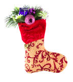 Immagazzinamento di Natale Immagini Stock