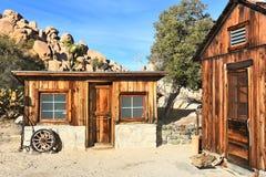 Immagazzini ed alloggi il ranch di chiavi Fotografia Stock Libera da Diritti