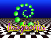 Immaginazione Immagini Stock Libere da Diritti