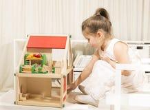 Immaginazione dei bambini o concetto di creatività Immagini Stock Libere da Diritti