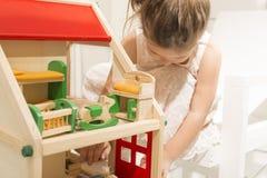 Immaginazione dei bambini o concetto di creatività Fotografia Stock