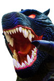 Immaginazione gigante capa del mostro di Godzilla dal Giappone Immagine Stock Libera da Diritti
