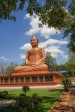 Immagine all'aperto di Buddha Fotografie Stock Libere da Diritti