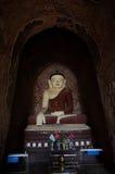 Immagine antica del Buddha fotografie stock