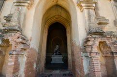 Immagine antica del Buddha fotografie stock libere da diritti