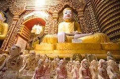 Immagine antica del Buddha fotografia stock libera da diritti