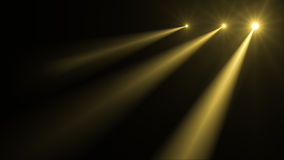 Immagine astratta del chiarore di illuminazione Fotografia Stock Libera da Diritti