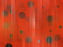 Immagine astratta di arte grafica della carta da parati di natale, rosso-chiaro Fotografie Stock