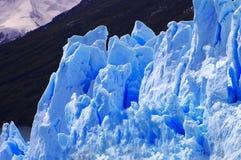 Immagine catturata in Perito Moreno Glacier nella Patagonia (Argentin fotografie stock