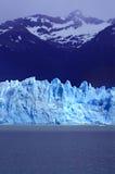 Immagine catturata in Perito Moreno Glacier nella Patagonia (Argentin fotografia stock